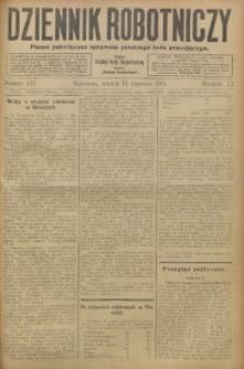 Dziennik Robotniczy, 1913, R. 23, nr 132