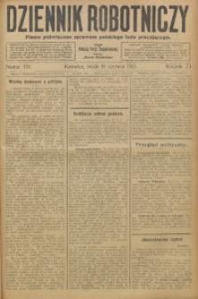 Dziennik Robotniczy, 1913, R. 23, nr 139