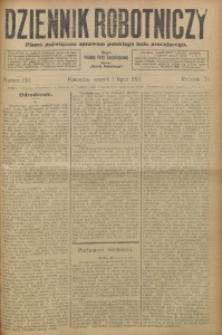Dziennik Robotniczy, 1913, R. 23, nr 150
