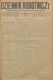 Dziennik Robotniczy, 1913, R. 23, nr 151