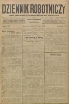 Dziennik Robotniczy, 1913, R. 23, nr 157