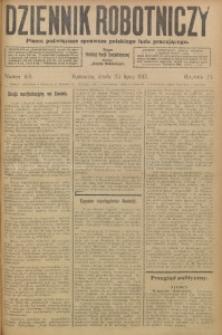 Dziennik Robotniczy, 1913, R. 23, nr 169