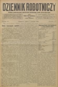 Dziennik Robotniczy, 1913, R. 23, nr 177