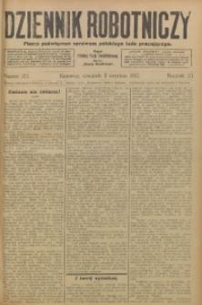 Dziennik Robotniczy, 1913, R. 23, nr 212