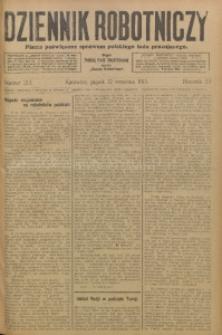 Dziennik Robotniczy, 1913, R. 23, nr 213