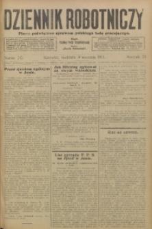 Dziennik Robotniczy, 1913, R. 23, nr 215