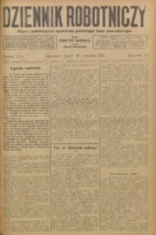 Dziennik Robotniczy, 1913, R. 23, nr 225