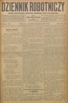 Dziennik Robotniczy, 1913, R. 23, nr 245