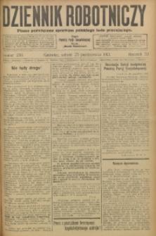 Dziennik Robotniczy, 1913, R. 23, nr 250