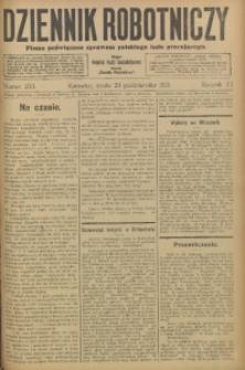 Dziennik Robotniczy, 1913, R. 23, nr 253