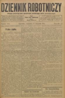 Dziennik Robotniczy, 1913, R. 23, nr 262
