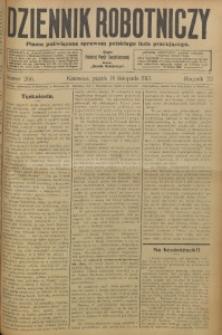 Dziennik Robotniczy, 1913, R. 23, nr 266