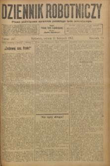 Dziennik Robotniczy, 1913, R. 23, nr 267