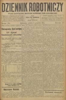 Dziennik Robotniczy, 1913, R. 23, nr 284