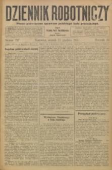 Dziennik Robotniczy, 1913, R. 23, nr 297