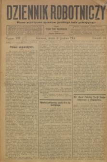 Dziennik Robotniczy, 1913, R. 23, nr 302