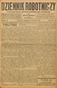 Dziennik Robotniczy, 1914, R. 24, nr 14
