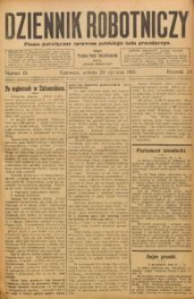 Dziennik Robotniczy, 1914, R. 24, nr 19