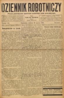 Dziennik Robotniczy, 1914, R. 24, nr 60