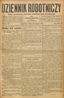 Dziennik Robotniczy, 1914, R. 24, nr 69