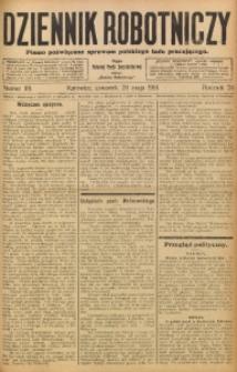 Dziennik Robotniczy, 1914, R. 24, nr 119
