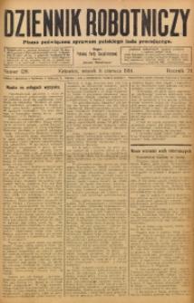 Dziennik Robotniczy, 1914, R. 24, nr 128