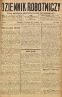 Dziennik Robotniczy, 1914, R. 24, nr 135