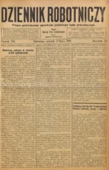 Dziennik Robotniczy, 1914, R. 24, nr 156