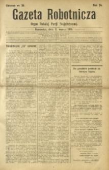 Gazeta Robotnicza, 1919, R. 24, nr 26