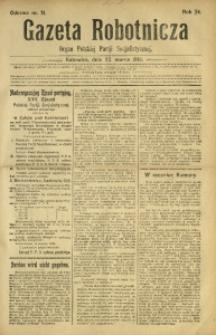 Gazeta Robotnicza, 1919, R. 24, nr 31