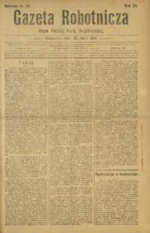 Gazeta Robotnicza, 1919, R. 24, nr 55