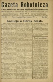 Gazeta Robotnicza, 1919, R. 24, nr 101