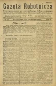 Gazeta Robotnicza, 1919, R. 24, nr 117