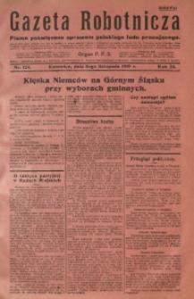 Gazeta Robotnicza, 1919, R. 24, nr 124