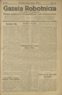 Gazeta Robotnicza, 1920, R. 25, nr 72