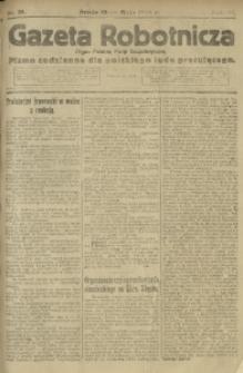 Gazeta Robotnicza, 1920, R. 25, nr 111