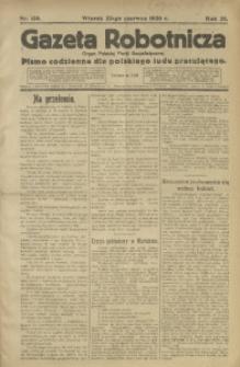 Gazeta Robotnicza, 1920, R. 25, nr 138