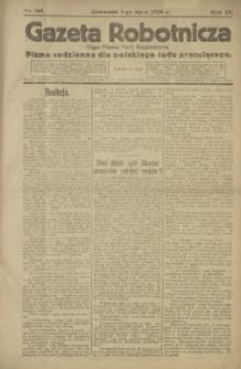 Gazeta Robotnicza, 1920, R. 25, nr 145