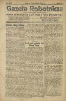 Gazeta Robotnicza, 1920, R. 25, nr 152