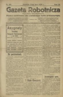 Gazeta Robotnicza, 1920, R. 25, nr 166