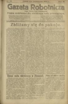 Gazeta Robotnicza, 1920, R. 25, nr 221
