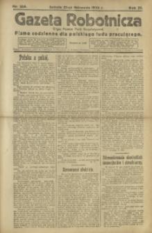 Gazeta Robotnicza, 1920, R. 25, nr 265