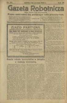 Gazeta Robotnicza, 1920, R. 25, nr 271