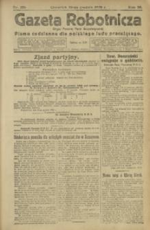Gazeta Robotnicza, 1920, R. 25, nr 286