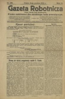 Gazeta Robotnicza, 1920, R. 25, nr 292