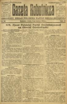 Gazeta Robotnicza, 1924, R. 29, nr 54