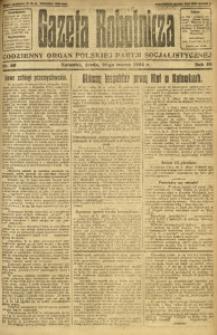 Gazeta Robotnicza, 1924, R. 29, nr 60
