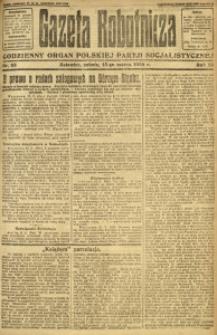 Gazeta Robotnicza, 1924, R. 29, nr 63