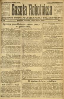 Gazeta Robotnicza, 1924, R. 29, nr 64