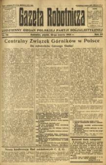 Gazeta Robotnicza, 1924, R. 29, nr 73